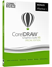 CorelDRAW Graphics Suite X8 - Special Edition