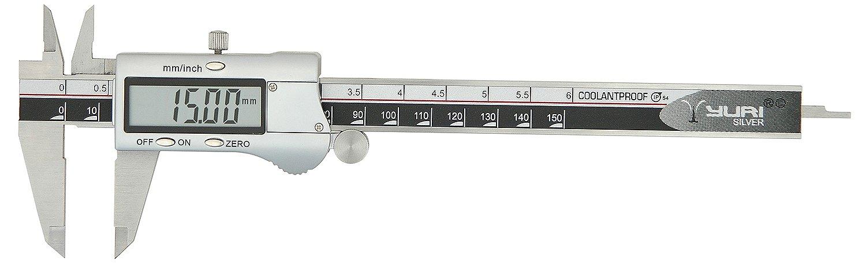 8 0-200 mm Yuri Digital Vernier Caliper