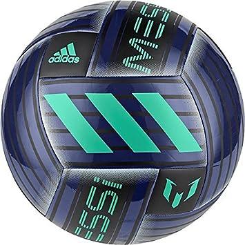 Adidas Messi, Balón, Unity Ink-Black-High Green, Talla 3: Amazon ...