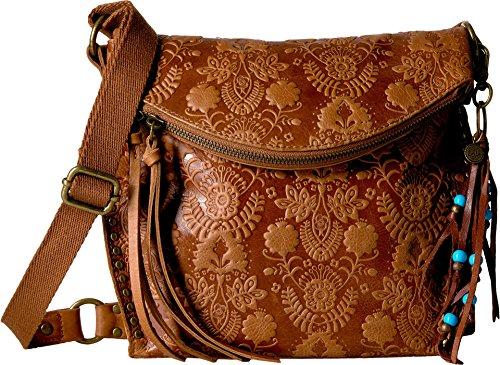 Leather Crossbody Handbag - 4