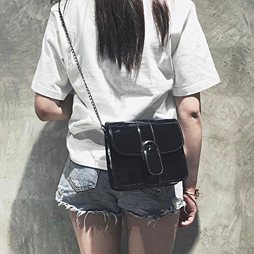 Powlance à l'épaule pour Sac Noir femme porter à TZ8AUzFT