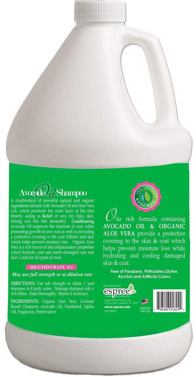 Espree Avocado Oil Shampoo, Gallon