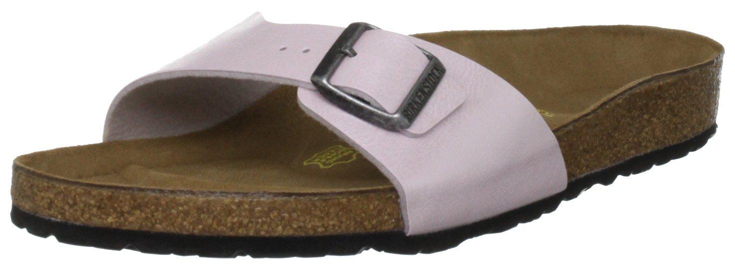 BIRKENSTOCK 239461, Damen Sandalen, Slim  38 EU|Pink (Pink)