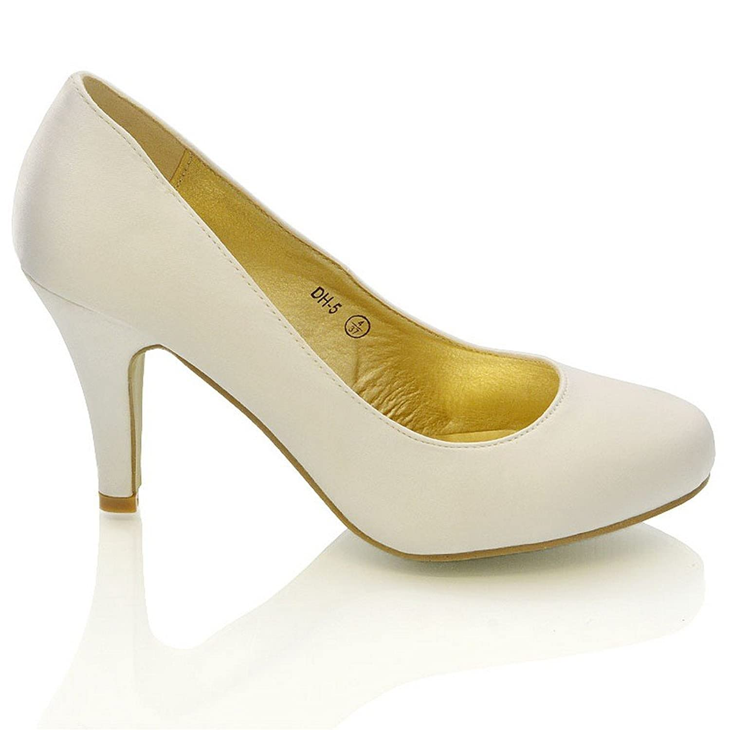 Dune Frill Court Shoes