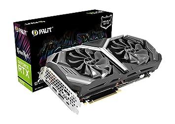 Palit PCI-E RTX2070 GameRock Premium Tarjeta Grafica 8GB ...