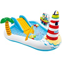 INTEX Aire de jeux gonflable Sea Paradise gonflable