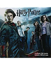 Harry Potter 2018 Bilingual (French) Wall Calendar