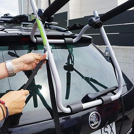 GO BIKER Gobiker Portabicicletas de portón Trasero Easy V3: Amazon.es: Deportes y aire libre