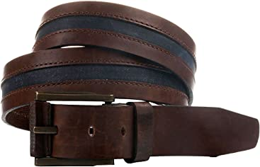 Velez Genuine Full Top Grain Men Real Leather Belt Correa Cuero de Caballero