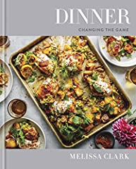 """More than 200 all-new, never-before-published recipes for dishes that are """"familiar but fresh, approachable but exciting."""" (Yotam Ottolenghi)Each recipe in New York Times columnist Melissa Clark'sDinner is meant to be dinner—one fantastic d..."""