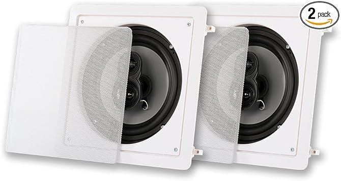 Acoustic Audio CSi83S In Wall Ceiling 8 Speak