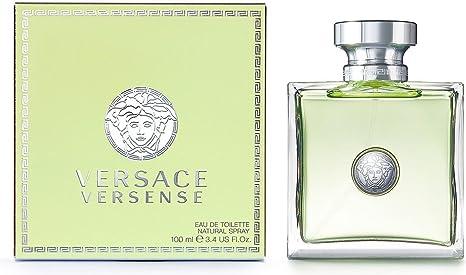 Gianni Versace Versace Versense Edt Vapo 100 Ml Versace Amazonde