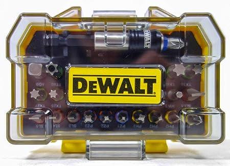 DeWalt DT7969-QZ - Pack de 32 puntas en caja: Amazon.es: Bricolaje y herramientas