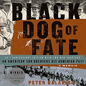 Black Dog of Fate Audiobook