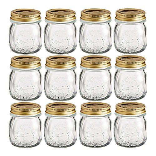 8.5 Oz Quattro Stagioni Jar