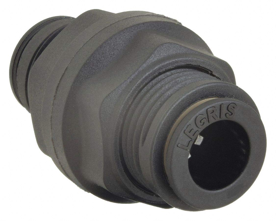 Bulkhead Union 3116 53 00 PSI 290 Legris PK10 1//8 in OD