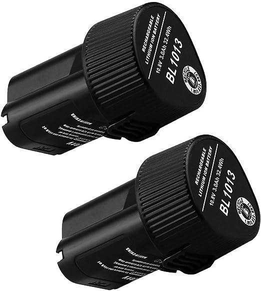 Amazon.com: 7.2-volt-18-volt Cargador de 1 hora para Dewalt ...