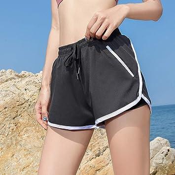 EAFALO Pantalones de Yoga Pantalones Cortos Femeninos Verano ...