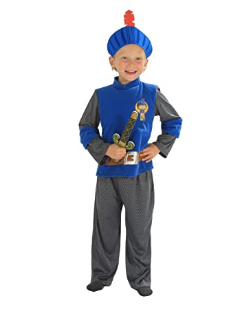 Mike the Knight Costume, Kids Mike Outfit: Amazon.co.uk: Toys & Games