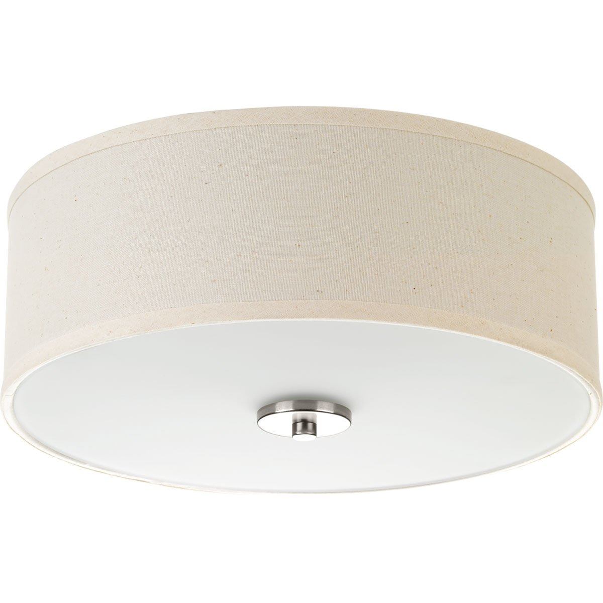6f23ceb3e36 Amazon.com  Progress Lighting P3713-09 Inspire Two-Light Flush Mount ...