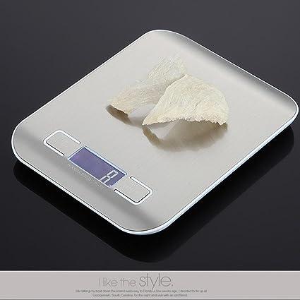 Báscula Digital de Cocina hanmir Peso de Cocina Báscula digital Cocina, Smart Weigh, Mini