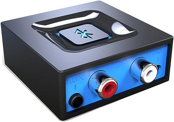 Adaptador de audio de Bluetooth para el sistema de sonido de ...