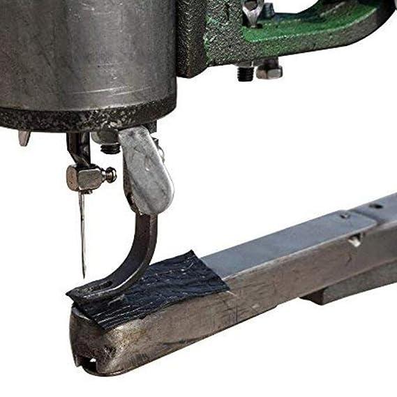 Baoblaze Manual Industrial Fabricación De Calzado Equipos para Máquinas De Coser Calzado Reparaciones Costura: Amazon.es: Hogar
