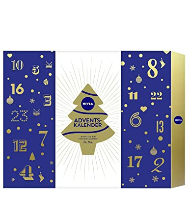 Nivea Calendario Avvento.Nivea Calendario Dell Avvento 2018 4000 Ml