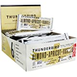 Thunderbird Energetica - Gluten-Free Raw Energy Bars Box Almond Cookie Pow Wow - 15 Bars
