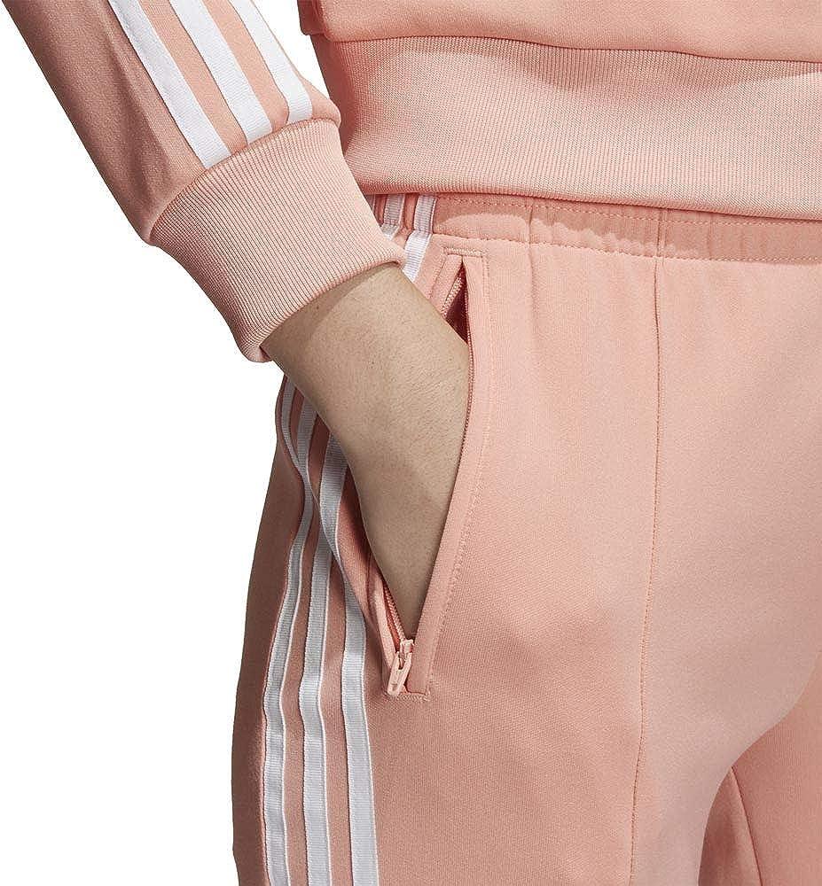 adidas Originals Jogginghose Damen SST TP DV2593 Rosa, Size