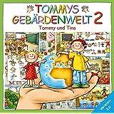 Tommys Gebärdenwelt 2, Version 3.0. CD-ROM für Windows 95/97/2000/XP: Deutsche Gebärdensprache für Kinder, 2.Teil