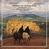 Herzogenberg: Symphonies Nos. 1 & 2