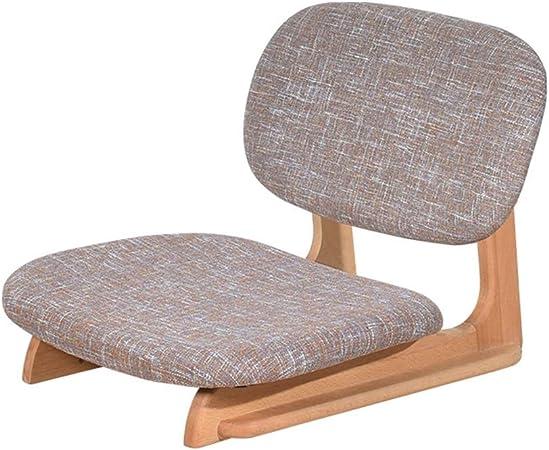DHR Chaise de méditation Japonaise Chaise étage, siège en