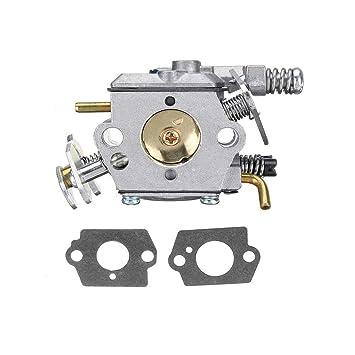 Amazon Com Podoy 545081885 Carburetor For Poulan Chainsaw 1950 2050