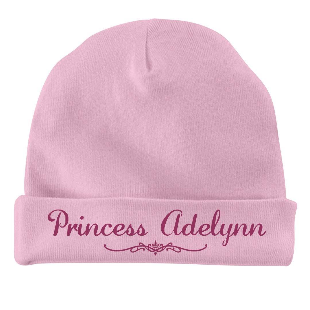 Infant Baby Hat FUNNYSHIRTS.ORG Princess Adelynn Newborn Gift
