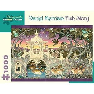 Daniel Merriam Fish Story Puzzle Inglese Forniture Assortite 12 Giu 2017