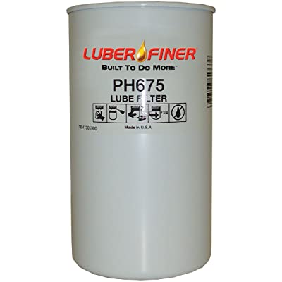Luber-finer PH675 Heavy Duty Oil Filter: Automotive