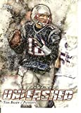 unleashed football cards - 2014 Topps Greatness Unleashed Football Card #GU-TB GU-TB Tom Brady New England Patriots MINT