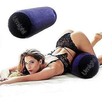 Amazon.com: Almohada de Sexo Lumbar con Bomba Manual Lumbar ...