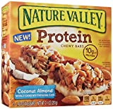 Nature Valley Protein Chewy Bars – Coconut Almond – 7.1 oz – 5 ct