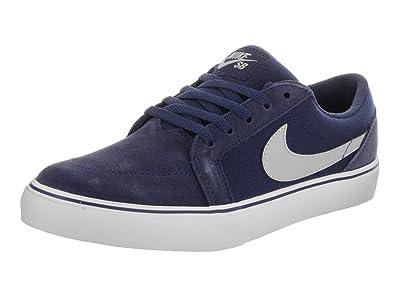 dc6d8cbf2a Amazon.com | Nike Kids Satire II (GS) Binary Blue/Wolf Grey Skate ...