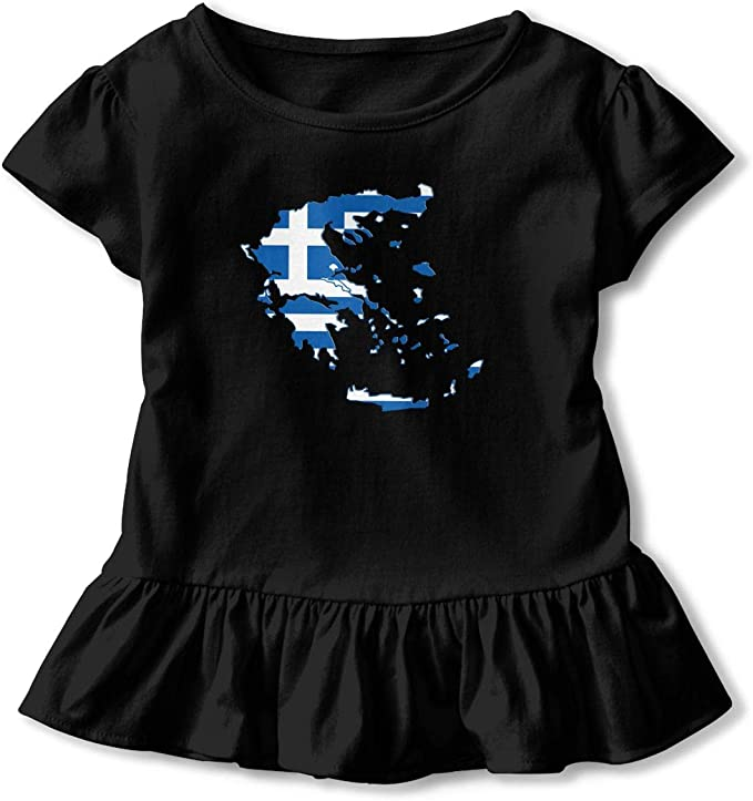 Greece Greek Flag Toddler T-shirt