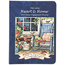 Lang Heart and Home Classic Engagement Planner by Susan Winget, January 2016 to December 2016 (1017017)