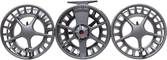 Waterworks-Lamson Liquid Fly Fishing Reel -3 Pack - New 2020