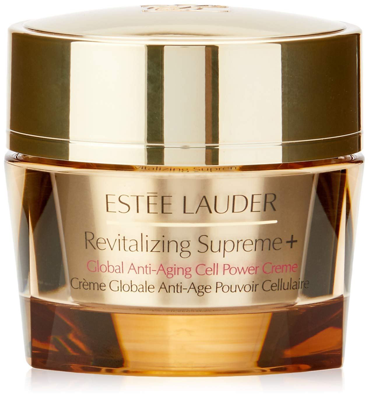 Estee Lauder Revitalizing Supreme + Global Anti-Aging Cell Power Creme, 1.7 Ounce