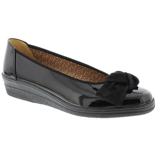 19b1b295b5 Gabor Womens Lesley Slip-On Pump Shoes 86.403.67: Amazon.co.uk: Shoes & Bags
