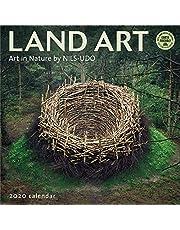 Land Art 2020 Wall Calendar: NILS-UDO: Art in Nature