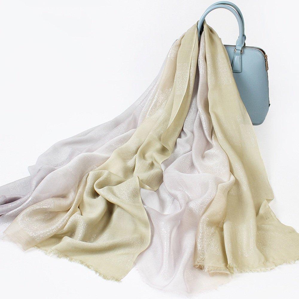 Bufanda HAIZHEN Elegante de moda seda de las mujeres primavera y del otoño seda del mantón fina para...