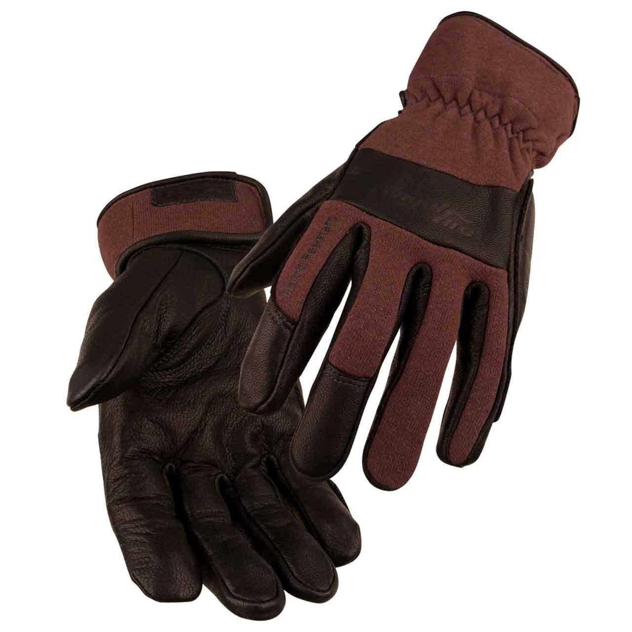 BLACK STALLION AngelFireTM Women's TIG Welding Gloves - Chocolate - MEDIUM by BSX Gear