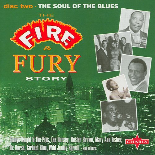 the fire amp fury story disc two by various artists on